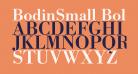 BodinSmall Bold