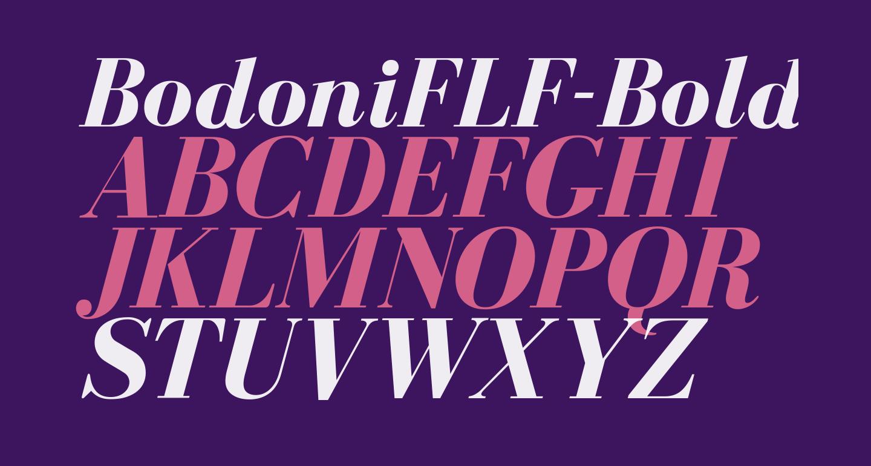 BodoniFLF-BoldItalic