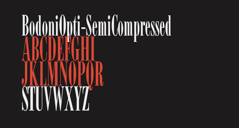 BodoniOpti-SemiCompressed