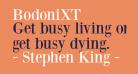 BodoniXT