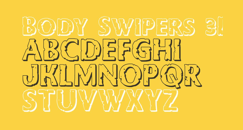 Body Swipers 3D