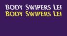 Body Swipers Leftalic