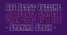 Bog Beast Outline