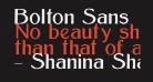 Bolton Sans