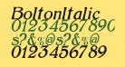 BoltonItalic