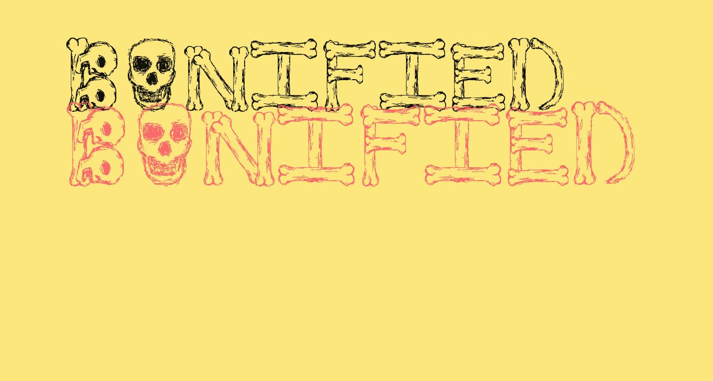 Bonified