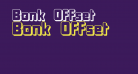 Bonk Offset