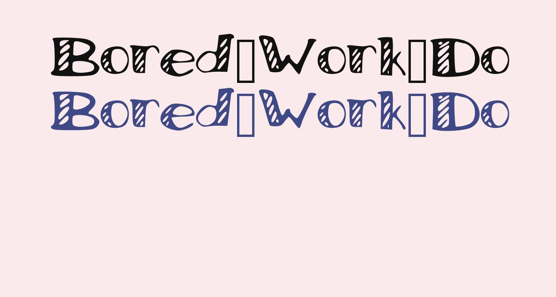 Bored_Work_Doodles
