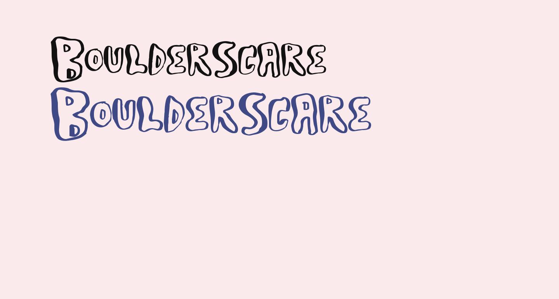 BoulderScare