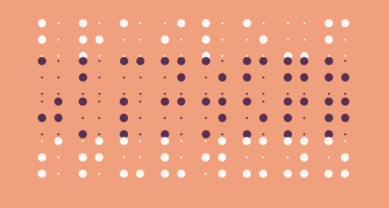 Braile-font