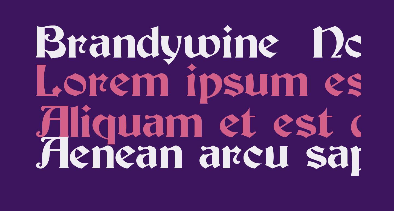Brandywine  Normal