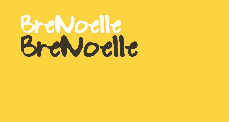 BreNoelle
