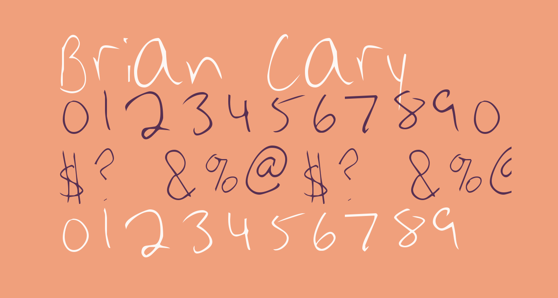 Brian Cary