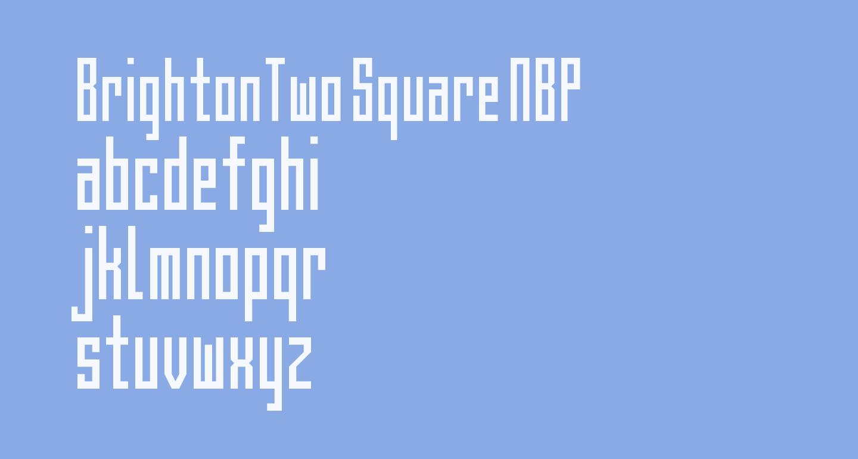 BrightonTwo Square NBP