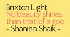 Brixton Light