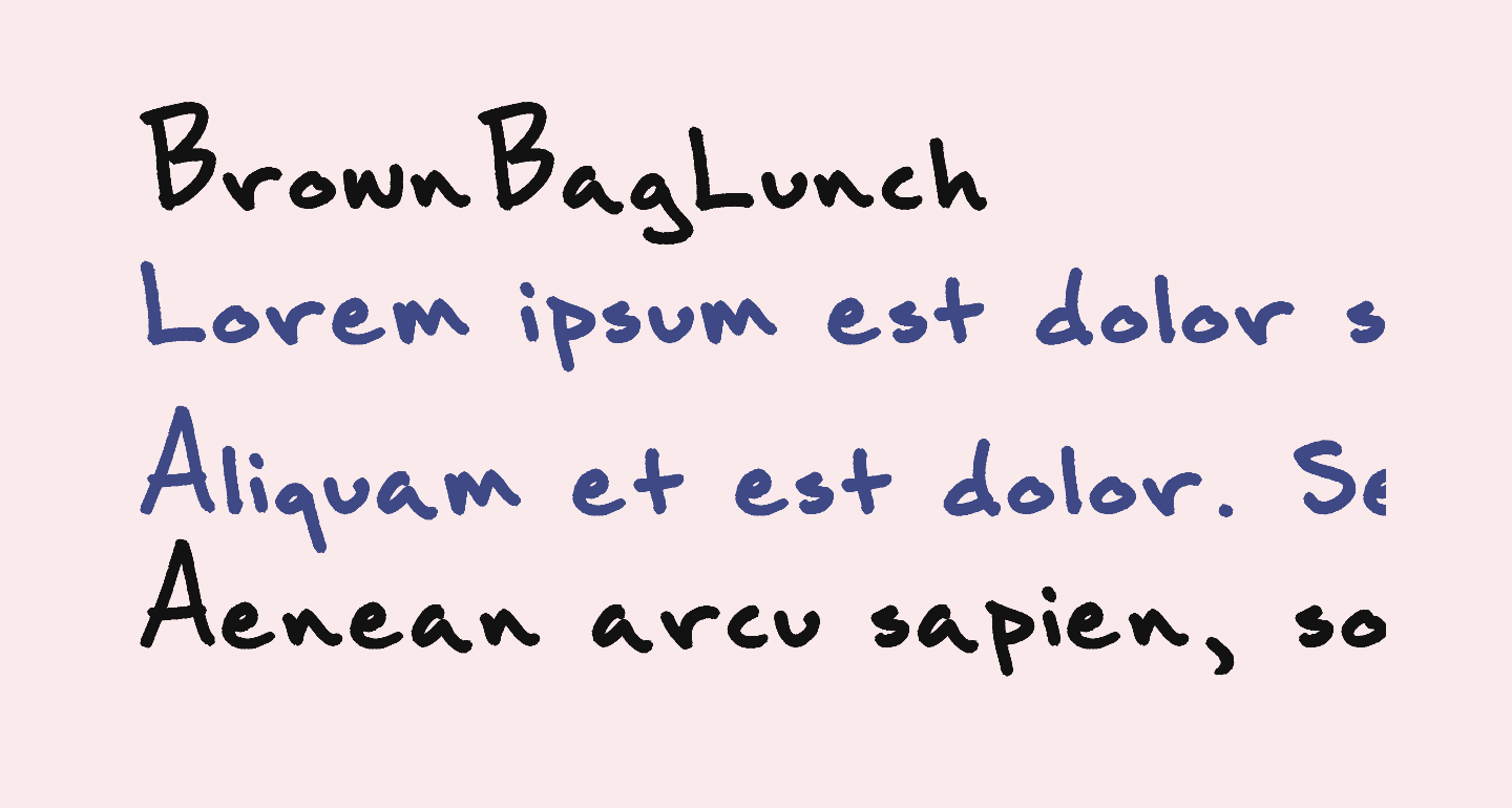 BrownBagLunch