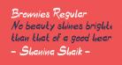 Brownies Regular