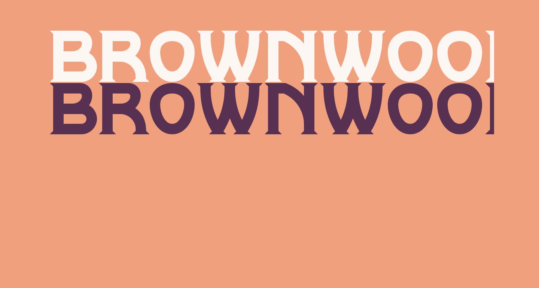 Brownwood NF