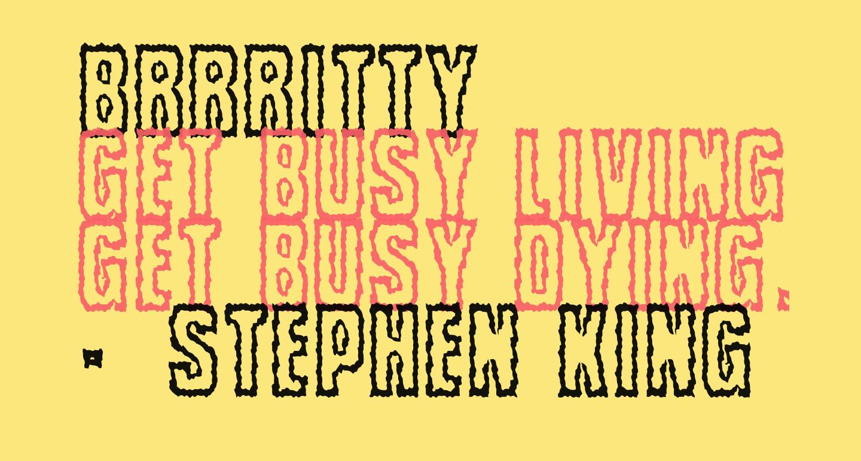 Brrritty