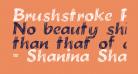 Brushstroke Plain