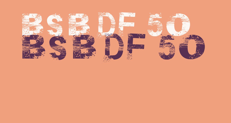BSB DF 50