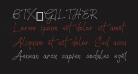BTX-GILTHER