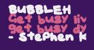 BUBBLEH
