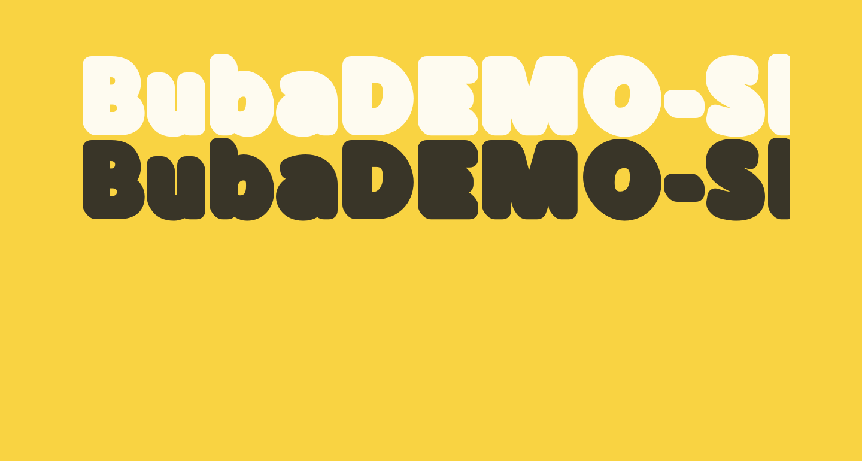 BubaDEMO-Shadow