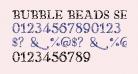 Bubble Beads SemiBold