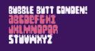 Bubble Butt Condensed