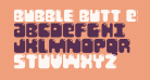 Bubble Butt Expanded
