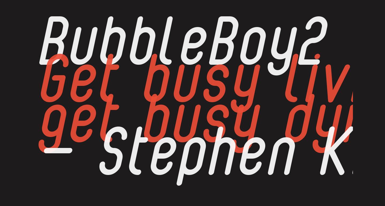 BubbleBoy2