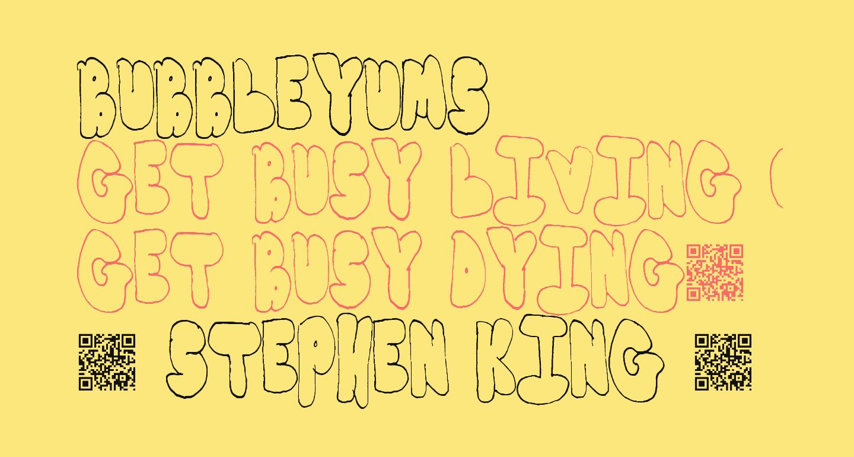 BubbleYums