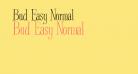 Bud Easy Normal