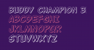 Buddy Champion 3D