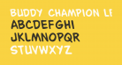 Buddy Champion Leftalic