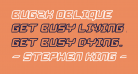 Bug2K Oblique