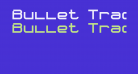 Bullet Trace 7 Solid