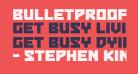 Bulletproof BB