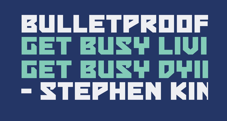 BulletproofBB