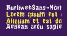 BurliwehSans-Normal