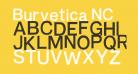 Burvetica NC