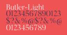 Butler-Light