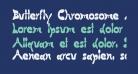 Butterfly Chromosome AOE