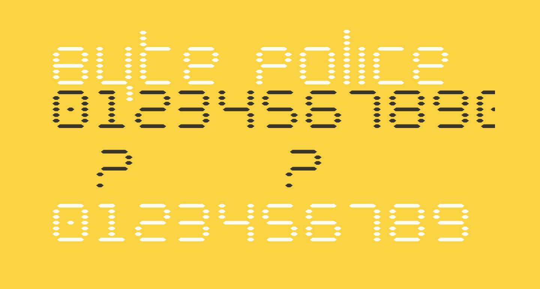 Byte Police