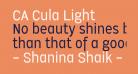 CA Cula Light