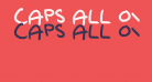 CAPS ALL OVER