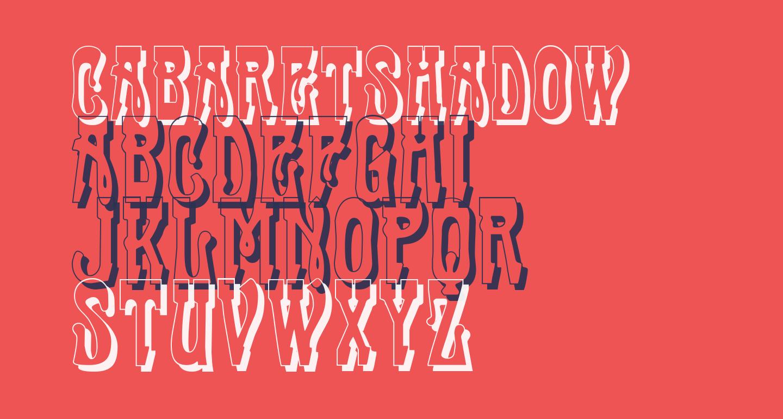 CabaretShadow