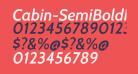 Cabin-SemiBoldItalic