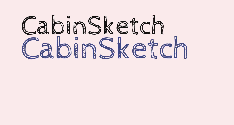 CabinSketch